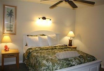 Suite 11 bed