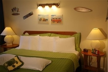 Suite 7 bed